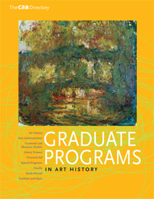Directories of Graduate Programs in the Arts